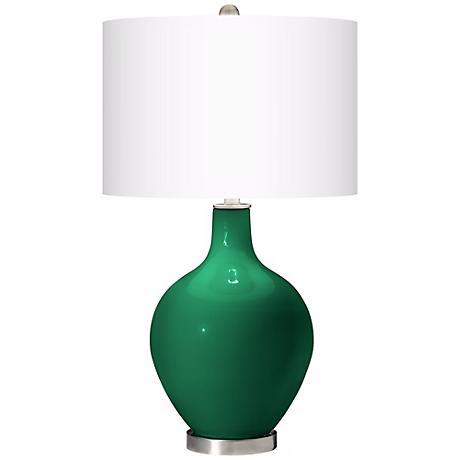 Greens Ovo Table Lamp