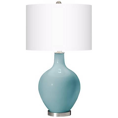 Raindrop Ovo Table Lamp