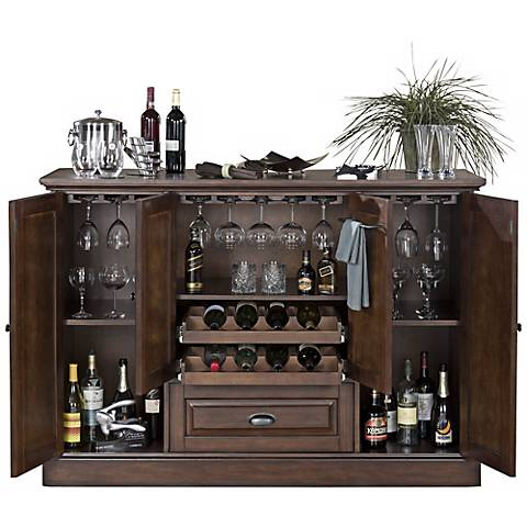 American Heritage Carlotta Bar Cabinet