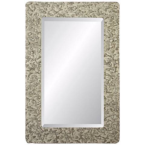 """Dijon Manchester 30"""" High Rectangular Wall Mirror"""