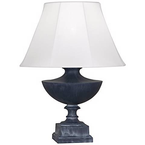 Robert Abbey Zinc Freya Al Fresco Outdoor Table Lamp