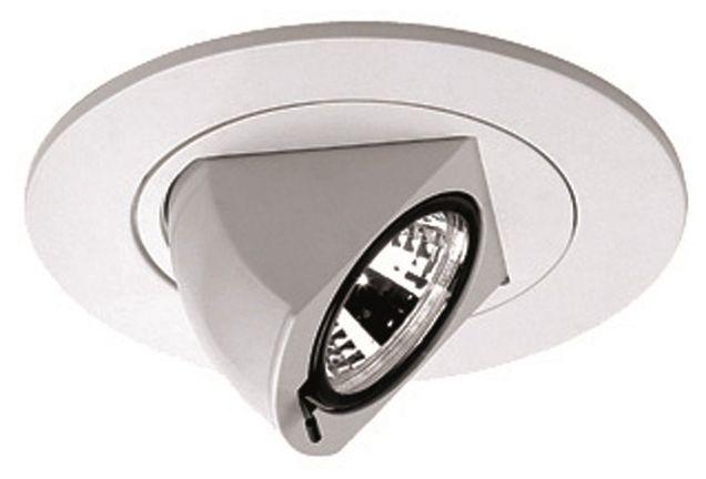 WAC 4  Low Voltage Adjustable Angle Recessed Light Trim  sc 1 st  L&s Plus & WAC 4