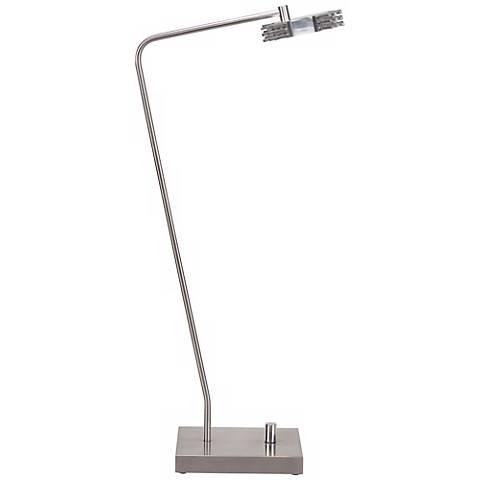 Cerno Sero Brushed Aluminum LED Desk Lamp