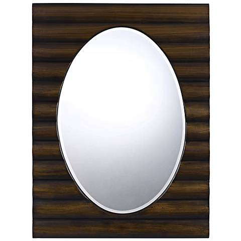 "Cheyenne 48"" High Rectangular Wall Mirror"