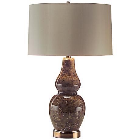 John Richard Painted Glass Table Lamp X7472 Lamps Plus