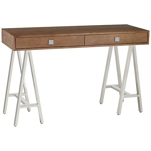 Embassy Driftwood Console Table