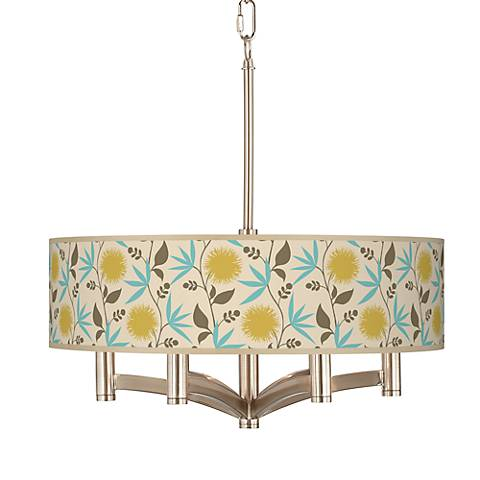 "Seedling by thomaspaul Dahlia 20"" Wide Pendant Chandelier"