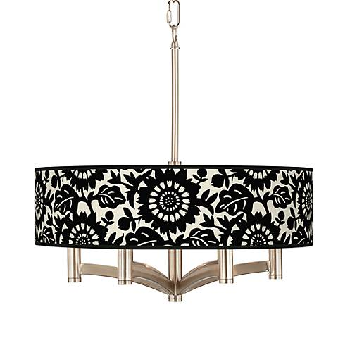 "Seedling by thomaspaul Stockholm 20"" Wide Pendant Chandelier"