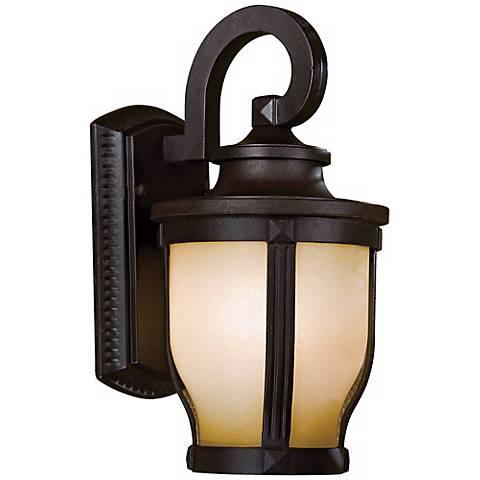 "Merrimack 12 1/4"" High Outdoor Wall Light"