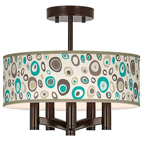Stammer Ava 5-Light Bronze Ceiling Light