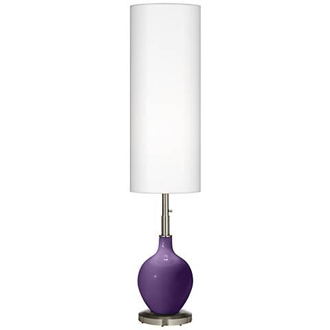 Acai Ovo Floor Lamp