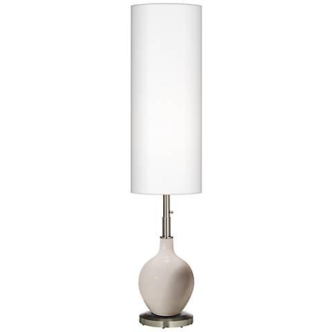 Pediment Ovo Floor Lamp