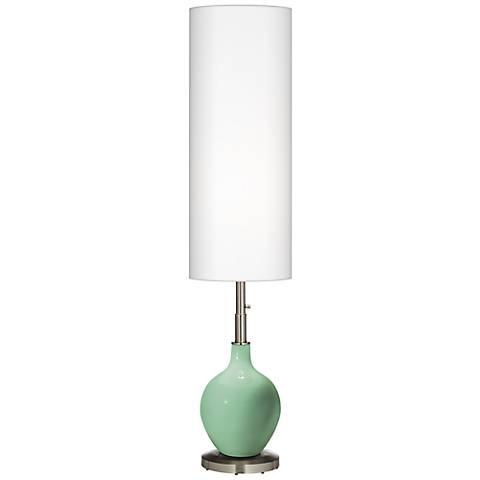 Hemlock Ovo Floor Lamp