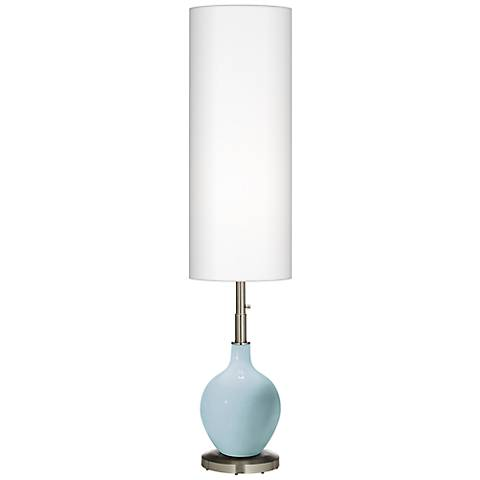 Vast Sky Ovo Floor Lamp