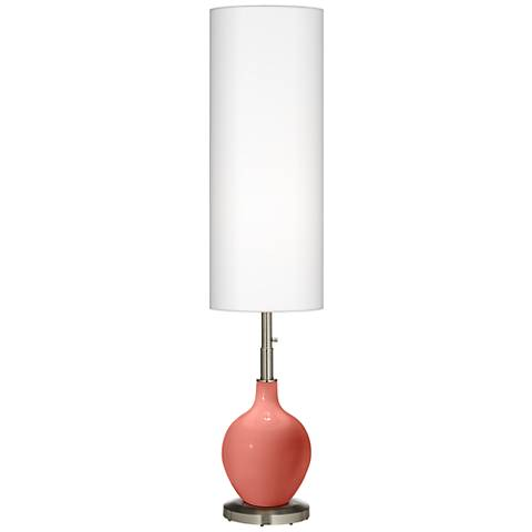 Coral Reef Ovo Floor Lamp
