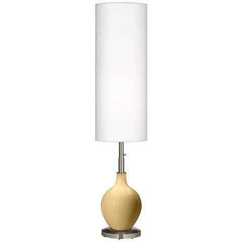 Humble Gold Ovo Floor Lamp