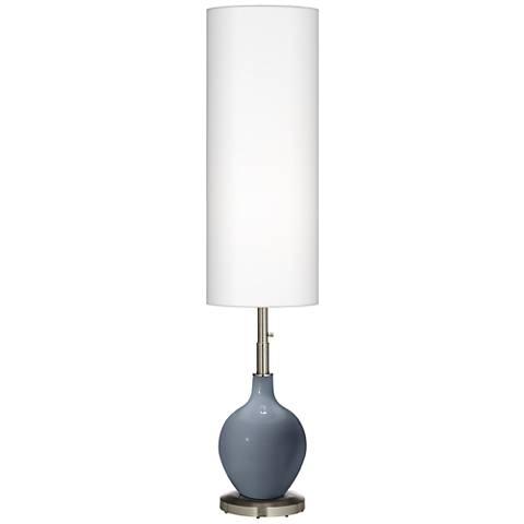Granite Peak Ovo Floor Lamp