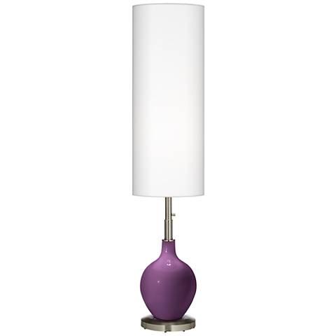 Kimono Violet Ovo Floor Lamp