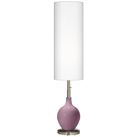 Plum Dandy Ovo Floor Lamp