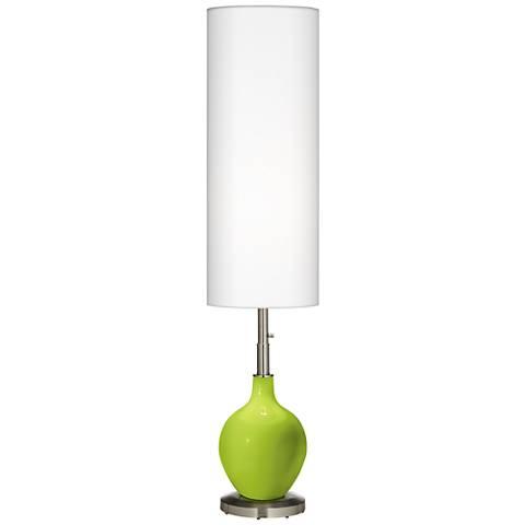 Tender Shoots Ovo Floor Lamp