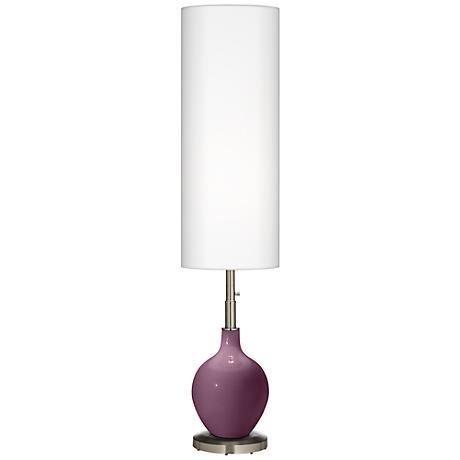 Grape Harvest Ovo Floor Lamp