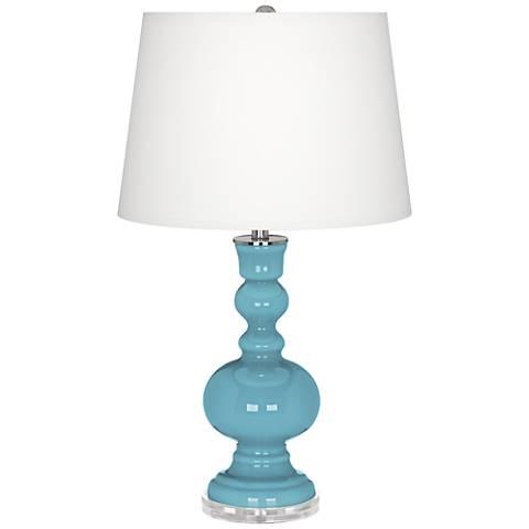 Nautilus Apothecary Table Lamp