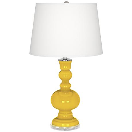 Citrus Apothecary Table Lamp