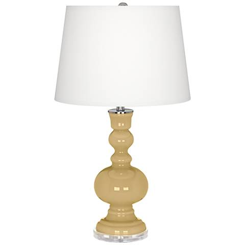 Humble Gold Apothecary Table Lamp