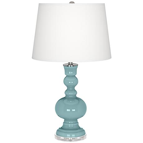 Raindrop Apothecary Table Lamp