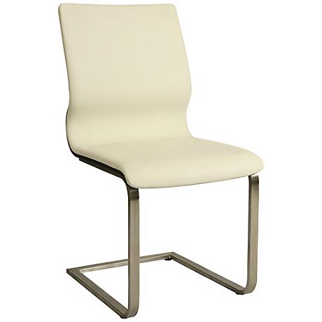 Impacterra Charlize Ivory Side Chair