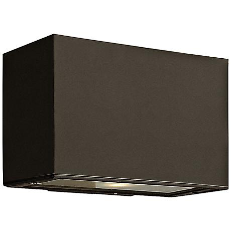 "Hinkley Atlantis 2-LED 9"" High Bronze Outdoor Wall Light"