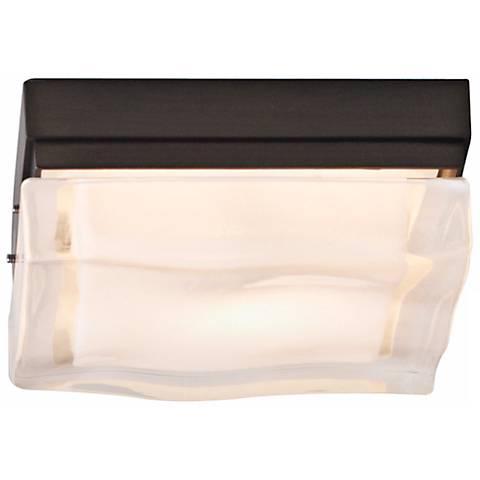 "Tech Lighting Fluid 5 1/4"" Square Ceiling Light"