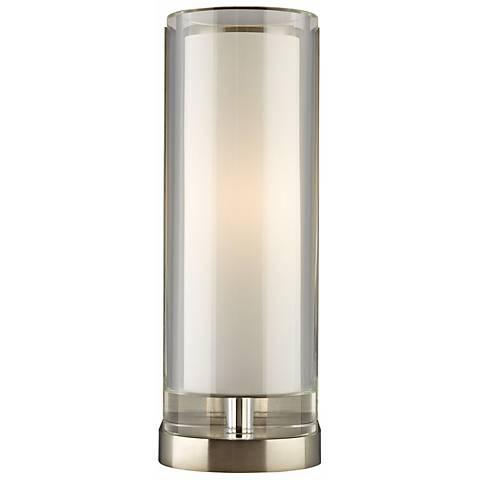 "Tech Lighting Sara 10 3/4"" High Nickel Wall Light"