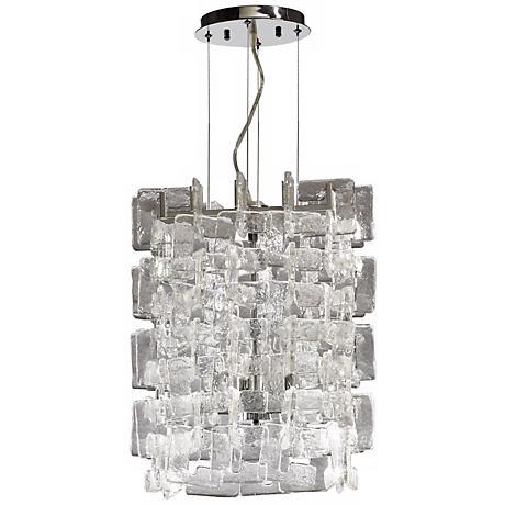 Havilland Clear Glass Pendant Light