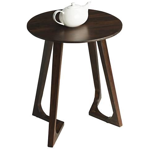 Butler Loft Dark Espresso Modern Accent Table