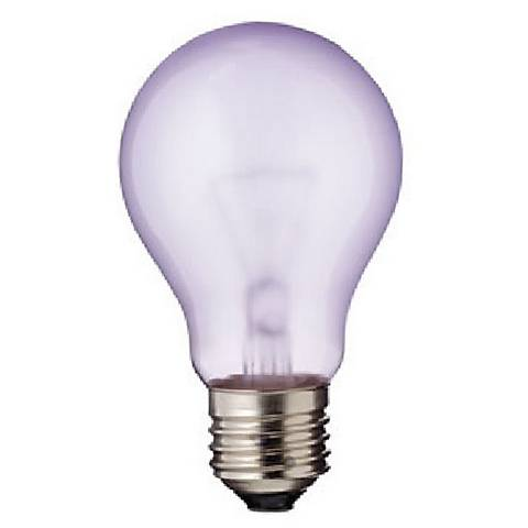 60 Watt E26 Base A19 Plant Grow Light Bulb