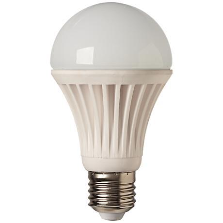 LED 8.5 Watt Warm White Light Bulb - Dimmable