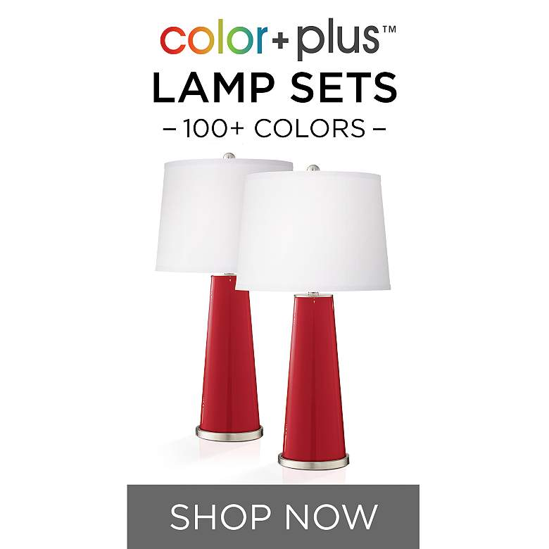 Color Plus Lamp Sets