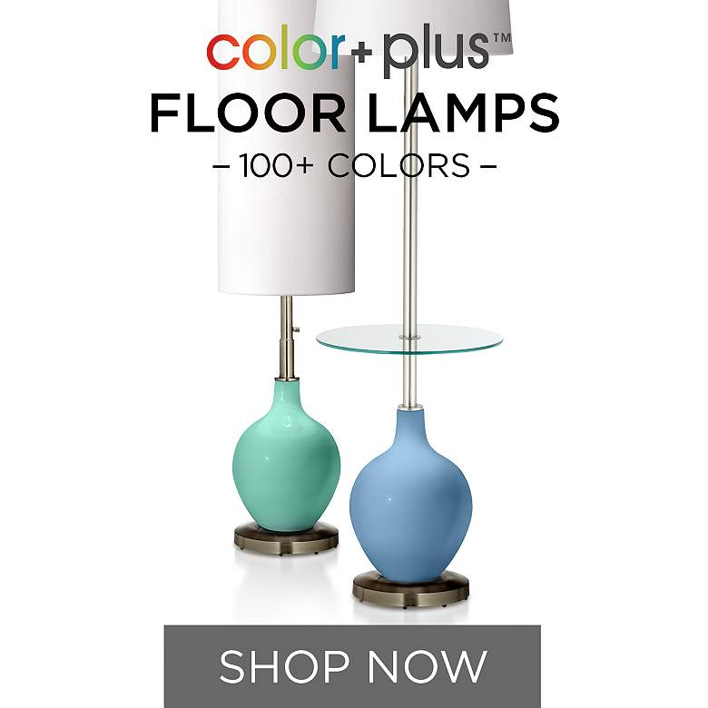 Color Plus Lamps and More