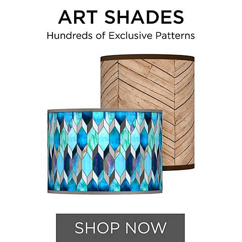Browse Art Shades - Colorful Lamp Shades Made-to-Order!