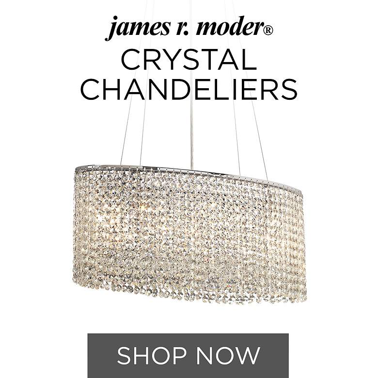 James R. Moder Chandeliers - Crystal Chandelier Store