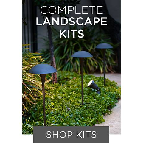 Free Shipping & Free Returns* on Landscape Lighting Kits