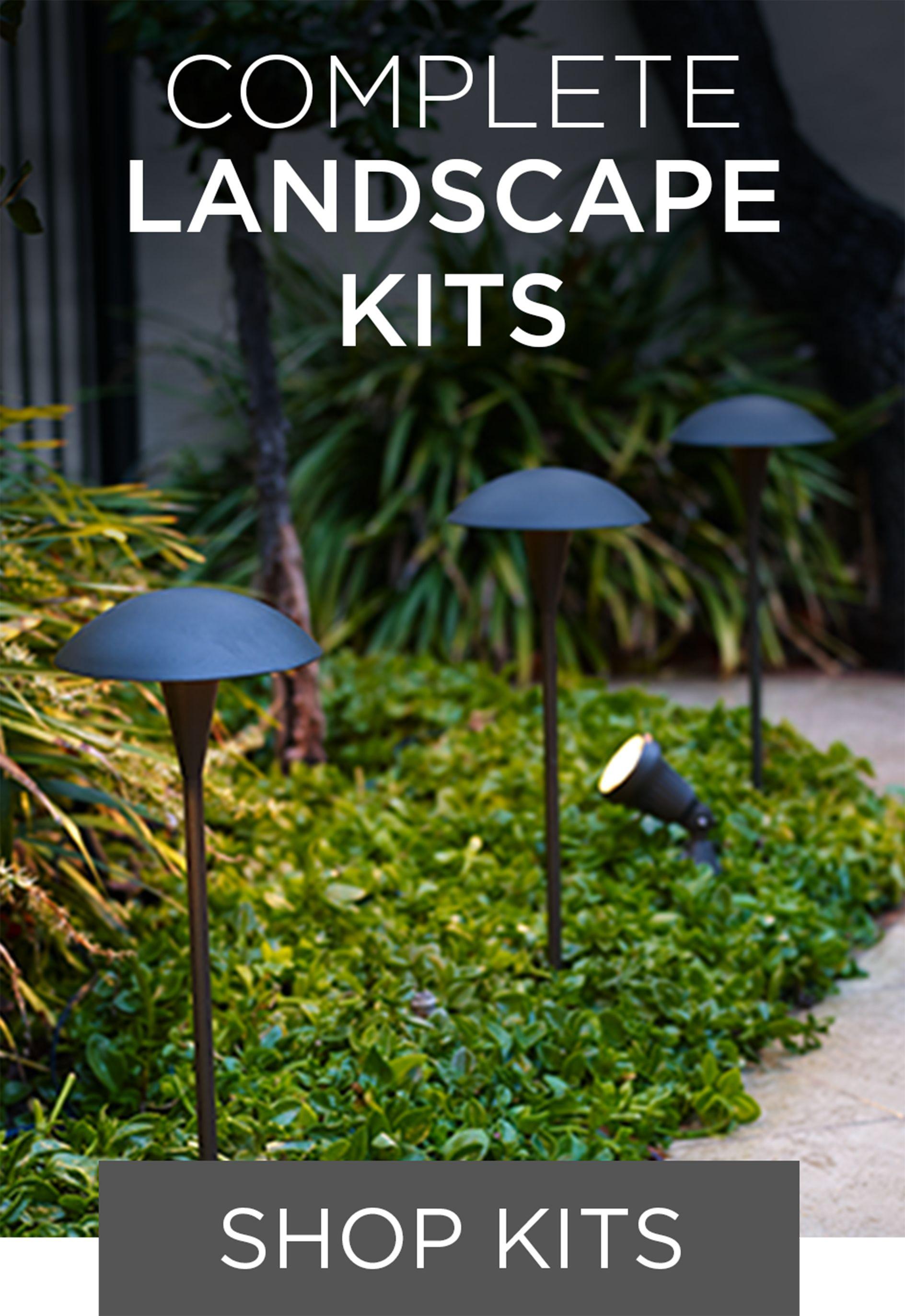 Free Shipping U0026 Free Returns* On Landscape Lighting Kits