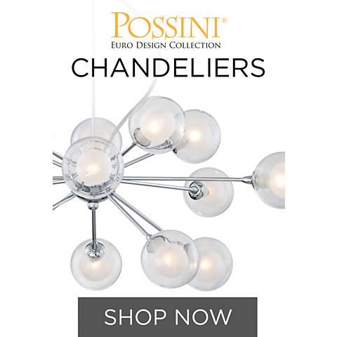 Possini Euro Design Chandeliers