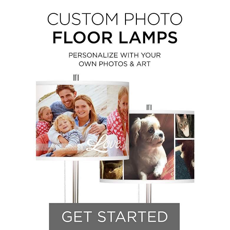 Custom Photo Floor Lamps