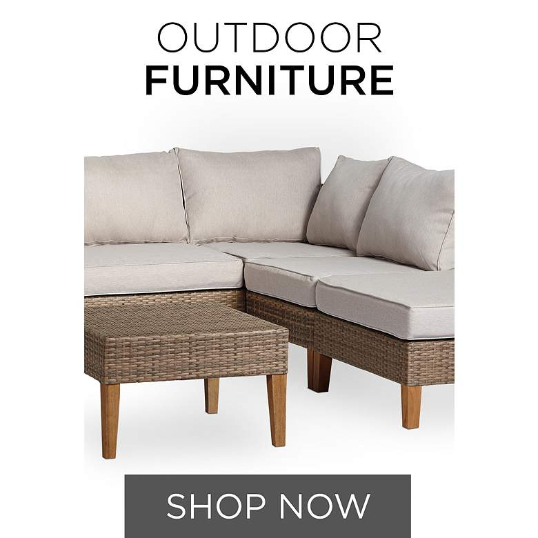 Outdoor Patio Seating - Matching Sets & More