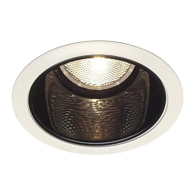 """Juno 6"""" Line Voltage Slope Ceiling Recessed Light Trim"""