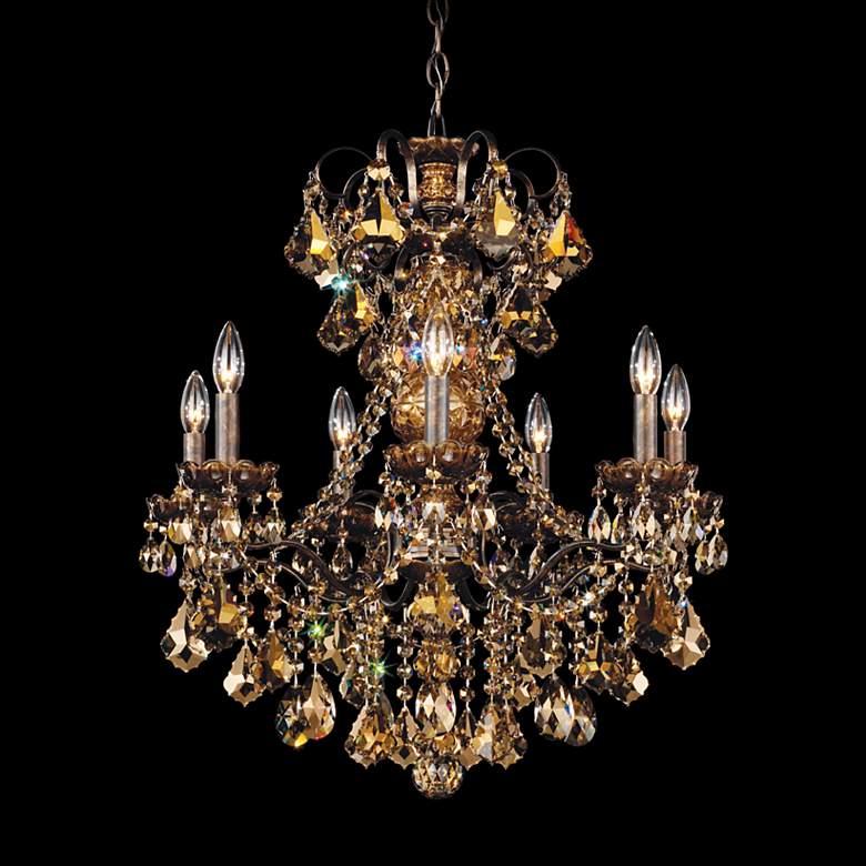 Schonbek New Orleans 24 Wide Swarovski Crystal Chandelier 00673