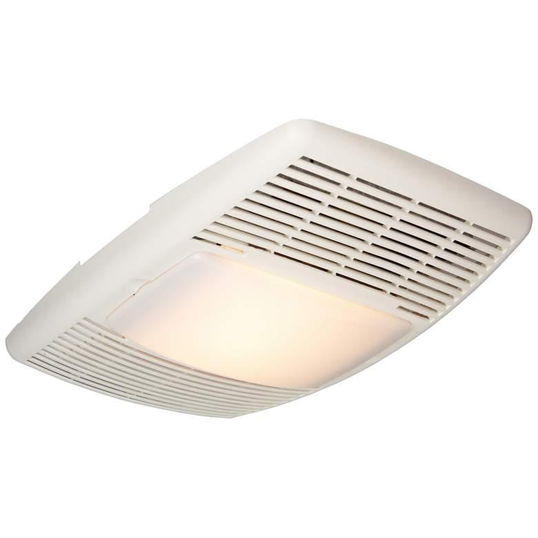 Craftmade White Premium Bathroom Exhaust Fan and Heater