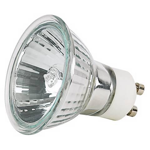 Tesler 35 Watt GU10 MR16 Halogen Light Bulb